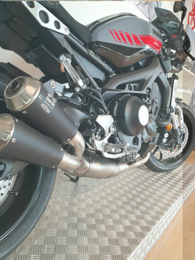 XSR 900 ABARTH OFFRE ACCESSOIRES